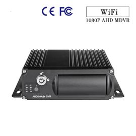 Chine 2.0MP 1080P 4Ch DVR mobile conjuguent autobus scolaire de Carte SD avec GPS 3G 4G WIFI usine